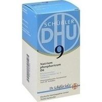 Biochemie Dhu 9 Natrium Phosphoricum D6 Tabletten