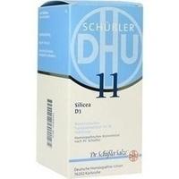 Biochemie Dhu 11 Silicea D3 Tabletten