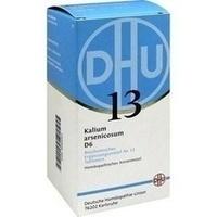 Biochemie Dhu 13 Kalium Arsenicosum D6 Tabletten