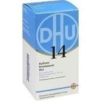 Biochemie Dhu 14 Kalium Bromatum D12 Tabletten