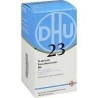 Biochemie Dhu 23 Natrium Bicarbonicum D6 Tabletten