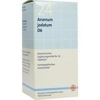 Biochemie Dhu 24 Arsenum Jodatum D6 Tabletten