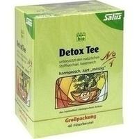 DETOX Tee Nr.1 Kräutertee Salus