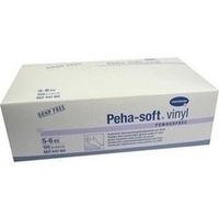PEHA-SOFT Vinyl Unt.Handschuhe unste.puderfrei XS