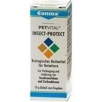 PETVITAL Insect Protect Globuli vet.