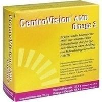 CENTROVISION AMD Omega 3 Kapseln
