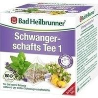 BAD HEILBRUNNER Tee Schwangerschaft 1 Bio Filterb.