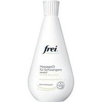 FREI MassageÖl für Schwangere mild & mango