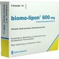 BIOMO-lipon 600 mg Ampullen