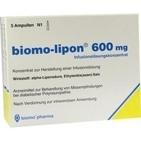 BIOMO-lipon 600 mg Ampullen