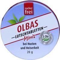 OLBAS Minis Lutschtabletten zuckerfrei