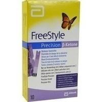 FREESTYLE Precision ß-Ketone Blutketon Teststreif.