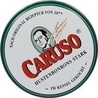 CARUSO Hustenbonbons stark