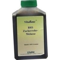 ZUCKERROHR Melasse Bio Vitalhaus flüssig 600 g