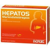 HEPATOS Mariendisteldragees