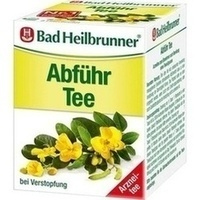 BAD HEILBRUNNER Abführ Tee Filterbeutel**