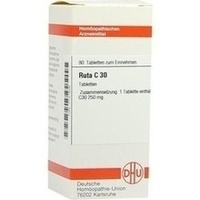 RUTA C 30 Tabletten