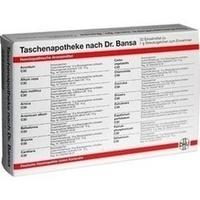DHU Taschenapotheke Dr.Bansa