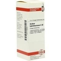 ACIDUM HYDROFLUORICUM C 30 Dilution