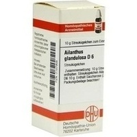 AILANTHUS GLANDULOSA D 6 Globuli