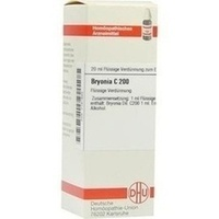 BRYONIA C 200 Dilution