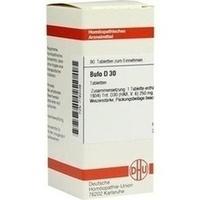 BUFO D 30 Tabletten