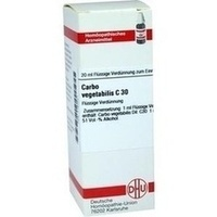 CARBO VEGETABILIS C 30 Dilution