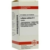 LATHYRUS SATIVUS D 4 Tabletten
