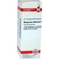 DHU MANGANUM SULFURICUM D 6 Dilution