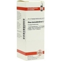 RHUS TOXICODENDRON C 12 Dilution