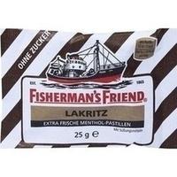 FISHERMANS FRIEND Lakritz ohne Zucker Pastillen