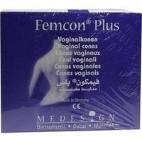 FEMCON Plus Vaginalkonen-Set m.5 Vaginalkonen