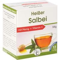 HEISSER Salbei+Honig+Vit.C Pulver