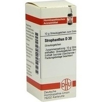 DHU STROPHANTHUS D 30 Globulos