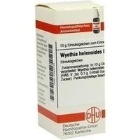WYETHIA HELENIOIDES D 12 Globuli