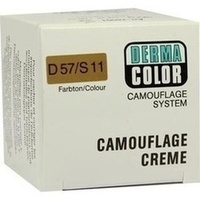 DERMACOLOR Camouflage Creme S 11 Naturell