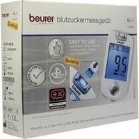 BEURER GL40 Blutzuckermessgerät mg/dl codefree