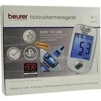 BEURER GL40 Blutzuckermessgerät mmol/l codefree