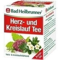 BAD HEILBRUNNER Tee Herz Kreislauf N Filterbeutel