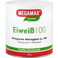 EIWEISS VANILLE Megamax Pulver