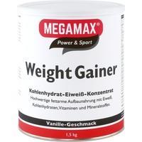 WEIGHT GAINER Megamax Vanille Pulver