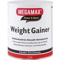 WEIGHT GAINER Megamax Schoko Pulver