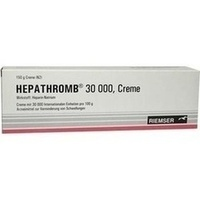 HEPATHROMB Creme 30.000