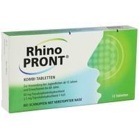 RHINOPRONT Kombi Tabletten**