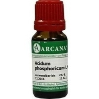 ACIDUM PHOSPHORICUM LM 12 Dilution