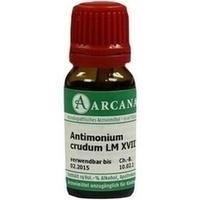 ANTIMONIUM CRUDUM Arcana LM 18 Dilution
