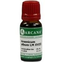 ARSENICUM ALBUM Arcana LM 18 Dilution