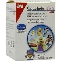 OPTICLUDE 3M Disney Pfl.Girls midi 2538MDPG-50