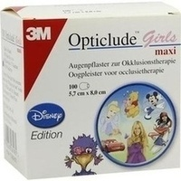 OPTICLUDE 3M Disney Pfl.Girls 2539MDPG-100