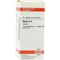 Madar D4 Tabletten  80 Stück